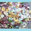 15.00ctw 100% NATURAL MIXED FACETED GEMSTONES LOT