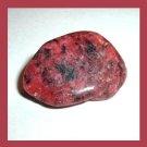 41.80ct Raspberry RHODONITE Tumbled and Polished Natural Loose Gemstone