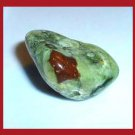 44.42ct RUBY IN ZOISITE Tumbled and Polished Natural Loose Gemstone