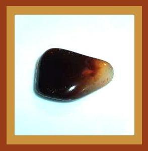 8.62ct SMOKY QUARTZ Tumbled and Polished Natural Loose Gemstone
