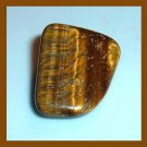 30.80ct GOLDEN TIGER'S EYE Tumbled and Polished Natural Loose Gemstone