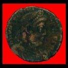 Ancient Roman Bronze Coin ~ AE4 ~ 17mm ~ 367 - 383 AD ~ Gratian VOT XX MVLT XXX