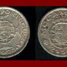 MOZAMBIQUE 1973 2 1/2 ESCUDOS COIN KM#78 Portuguese Republic Africa ~ SCARCE!