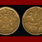 SOUTH AFRICA 1994 10 CENTS COIN KM#135 AFRICAN SUID TRIBAL LEGEND