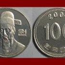 SOUTH KOREA 2004 100 WON COIN KM#35.2 Asia ~ AU ~ BEAUTIFUL!