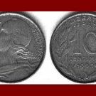 FRANCE 1963 10 CENTIMES COIN KM#929