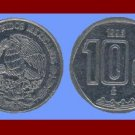 MEXICO 1993 10 CENTAVOS STEEL COIN KM#547 Central America ~ BEAUTIFUL!