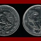 MEXICO 1985 1 PESO STEEL COIN KM#496 Central America ~ Jose Morelos y Pavon ~ BEAUTIFUL!
