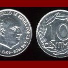 SPAIN 1959 10 CENTIMOS COIN KM#790 Francisco Franco