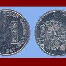 SPAIN 1997 1 PESETA COIN KM#832 KING JUAN CARLOS I