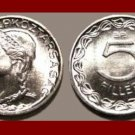 HUNGARY 1970 5 FILLER COIN KM#549 Europe ~ BEAUTIFUL!