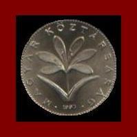 HUNGARY 1997 2 FORINT COIN KM#693 ~ BEAUTIFUL!
