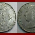 BELGIUM 1963 1 FRANC COIN KM#143.1 Europe - BELGIE Dutch Legend