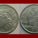 BRAZIL 1970 50 CENTAVOS COIN KM#580.a South America - Tanker Ship