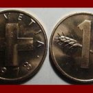 SWITZERLAND 1978 1 RAPPEN BRONZE COIN KM#46 Europe - Swiss Cross