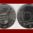 HUNGARY 1995 10 FORINT COIN KM#695 Europe