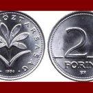 HUNGARY 1994 2 FORINT COIN KM#693 Europe - BEAUTIFUL!