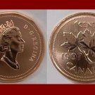 CANADA 1997 1 CENT COIN KM#289 North America - Maple Leafs
