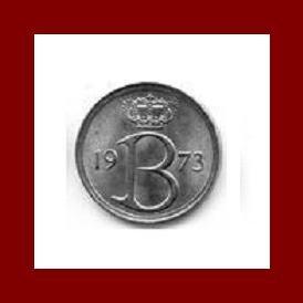 BELGIUM 1993 5 FRANCS BELGIE COIN KM#164 Europe - Dutch Legend