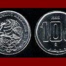 MEXICO 1999 10 CENTAVOS COIN KM#547 - UNC AU - BEAUTIFUL!