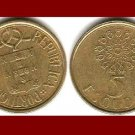 PORTUGAL 1991 5 ESCUDOS COIN KM#632 Europe