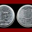 BRAZIL 1994 1 CENTAVO COIN KM#631 South America - XF BEAUTIFUL!