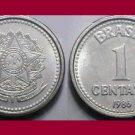 BRAZIL 1986 1 CENTAVO COIN KM#600 South America - BU - Beautiful!
