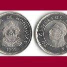 HONDURAS 1999 20 CENTAVOS COIN KM#83a - UNC - BEAUTIFUL!