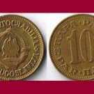 YUGOSLAVIA 1981 10 PARA COIN KM#44 Europe