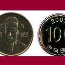 SOUTH KOREA 2007 100 WON COIN KM#35.2 Asia - UNC, BU - BEAUTIFUL!