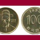 SOUTH KOREA 1994 100 WON COIN KM#35.2 Asia - XF BEAUTIFUL!