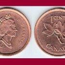 CANADA 2002 1 CENT COIN KM#445 North America - Commemorative Issue 50th Anniversary - AU BEAUTIFUL!