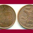 BRAZIL 2010 5 CENTAVOS COIN KM#648 South America - Southern Cross