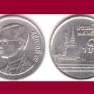 THAILAND 1993 1 BAHT COIN Y#183 BE2536 Asia - BU - BEAUTIFUL!