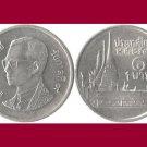 THAILAND 2002 1 BAHT COIN Y#183 BE2550 Asia - BU - BEAUTIFUL!