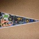 NASCAR Thunderbat Bill Elliott McDonald's Banner Flag - Limited Edition Design 1of4 Rare