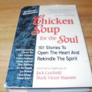 Chicken Soup for the Soul - Hardcover Jack Canfield (1993) - Good Condition