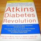 Atkins Diabetes Revolution - Hardcover, Robert C. Atkins (2004) - Excellent Condition