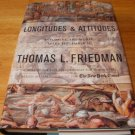 Longitudes and Attitudes - Hardcover, Thomas L. Friedman (2003)