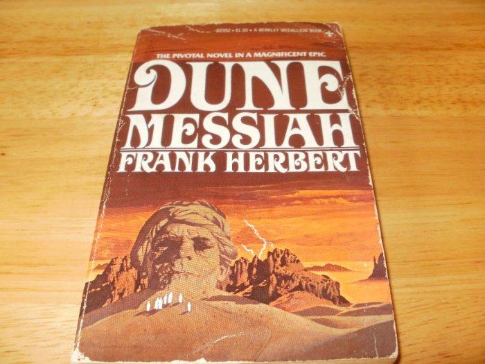 Dune Messiah - Paperback, Frank Herbert (1994)