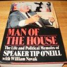 Man of the House - Hardcover, Thomas P. O'Neill & William Novak (1987)