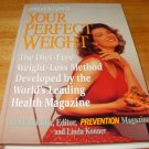 Your Perfect Weight - Hardcover, Linda Konner (1995) + Bonus Items!