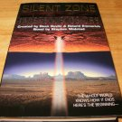 Independence Day Silent Zone - Hardcover, Dean Devlin (1997)