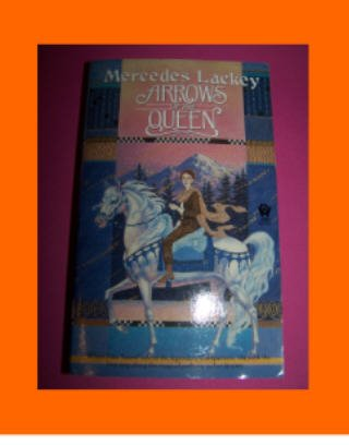 Arrows of the Queen by Mercedes Lackey in very good used condition