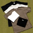Maggie's Organics 100% Organic Cotton T shirt XL Color: BLACK