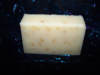 OATMEAL LAVENDER handmade natural soap DRY OR SENSITIVE SKIN  made with ORGANIC oils
