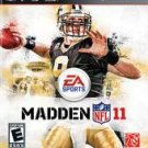 Madden NFL 11(PS3)(NEW SEALED & FREE SHIP)