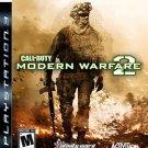 Call of Duty: Modern Warfare 2 (PS3)(NEW SEALED & FREE SHIP)