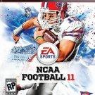 NCAA Football 11 (PS3)(NEW SEALED & FREE SHIP)