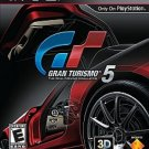 Gran Turismo 5 (PS3)(BRAND NEW & FREE SHIP)